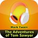 The Adventures of Tom Sawyer by Mark Twain  (audiobook)