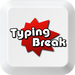 Typing Break - typing trainer