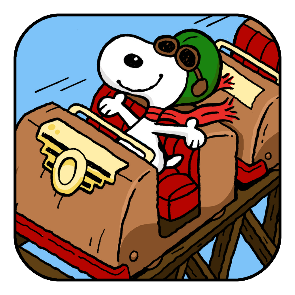 Snoopy Coaster by Chillingo Ltd icon